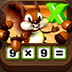 Multiplying Acorns HD - Tasty Math Facts