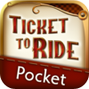 Ticket to Ride Pocket - Days Of Wonder, Inc.